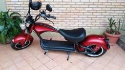 Moto Elétrica Scooter Chopper 3000w