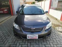 Toyota Corolla 2009 XLI Automático 1.8 Completo 108mil km Estudo troca e Financio