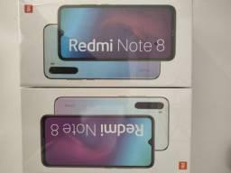 Loucura total! REDMI Note 8 da Xiaomi! Novo lacrado Garantia e entrega hj