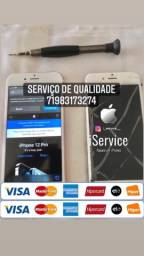 Troca de Tela iPhone (delivery)