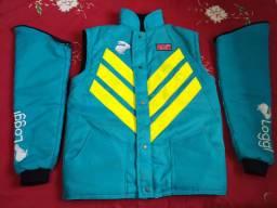 Vende-se jaqueta da loggi
