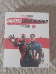 Blu-ray Universo Cinematográfico Marvel Vol. 1