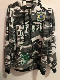 Blusa de frio Brazil tam G