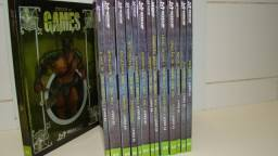 Coleção completa 14 Livros Design de Games - Microcamp