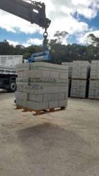 Porta Pallet p/ Caminhão com Munck Guindaste 2.500kg (azul)