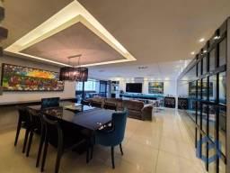 Amplo apartamento,3 suites +escritorio+dce,todo projetado,varanda espetacular ,jardim Luna