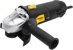 Título do anúncio: Esmerilhadeira Angular de 4.1/2 Pol. 710W 220V - Hammer