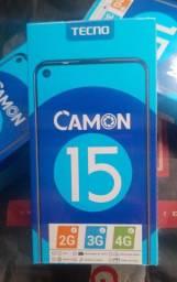 Celular Tecno Camon