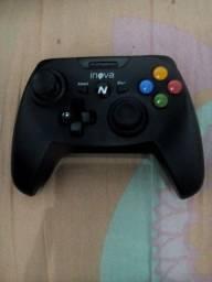 Controle de jogos para celular