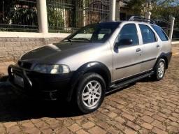 Fiat Palio Weekend Adventure 1.6 16v 2003 Direção Hidraulica, Completo