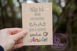 Cartão de Mensagem de Agradecimento apartir de R$60,00