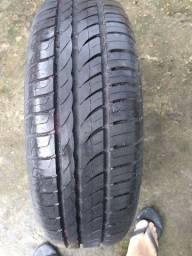 Vendo pneu e janse aro 14 da Ford