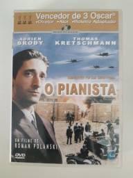 Dvd  O Pianista Original
