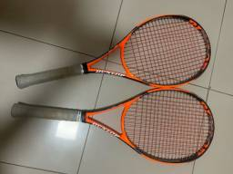 Raquete de tênis Dunlop precision 98 300g