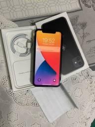 Iphone 11 64gb novo com nota fiscal