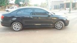 VW - Volkswagen Jetta Preta 2012 - 2012