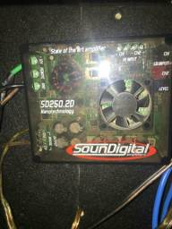 Modulo soundigital 250.2