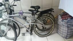 Bicicleta Caloi 100, 21 m