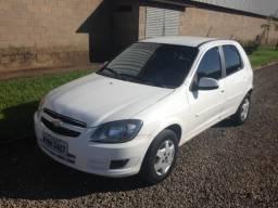 Chevrolet Celta LT 1.0 Completo Flex 14/15 Branco - 2015