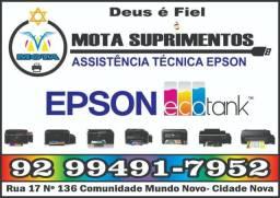 Manunteção em Impressoras Epson Todos os Modelos