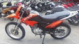Honda Nxr bros 150 esd/negocio por moto menor valor/em até 36x - 2012