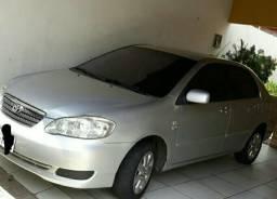 Corolla Prata XEI 1.8 08/08 Flex - 2008
