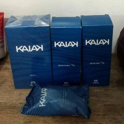 Kit KAIAK Masculino Natura