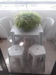 Mesa e cadeiras lauro de freitas