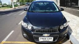 Gm - Chevrolet Sonic Ltz Aut - 2013