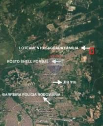 Loteamento, Estrada da Pirelli, Marituba.