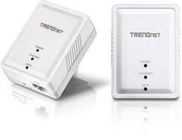 Trendnet Powerline 500 Av Mini Rede Starter Kit, Inclui 2 X