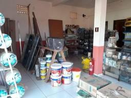 Vendo depósito de materiais para construção montado