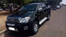 Toyota Hilux SRV Diesel - 2011