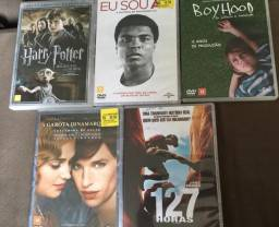 6 DVDs originais por 20,00