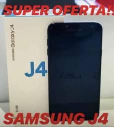 Samsung J4- Oferta no Claro Pós 10GB