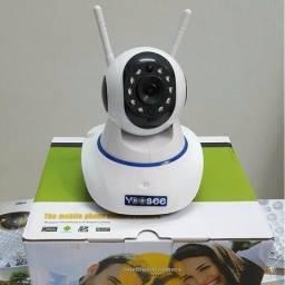Câmera IP Sem Fio HD WiFi