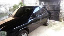 Carro Chevrolet Classic Preto 2005 - 2005