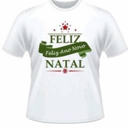 Camisetas para o fim de ano