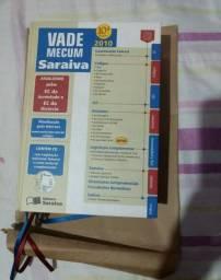 Vendo Vade Mecum Saraiva 2010