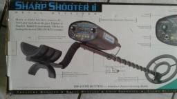Detector De Metal Sharp Shooter Ii
