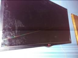 2 TV para retirada de pasa TV LG 32 plg sou do perauapebas