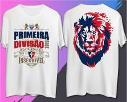 Camisas Fortaleza Campeão Brasileiro 2018