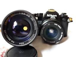 Nikon fe2 revisada