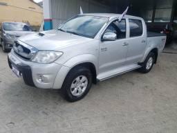 Hilux 2011 Diesel automático estado de zera. Whatsapp * - 2011