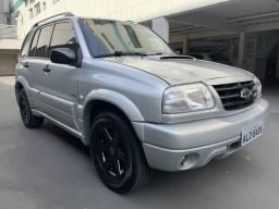 Tracker 4x4 Turbo Diesel impecável! - 2004