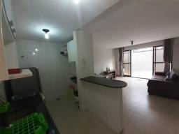 Apartamento térreo 1qto- predio Beira mar