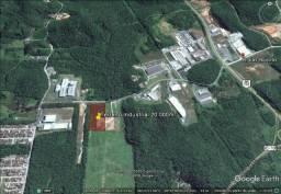 Terreno Industrial - Muito próximo a fábrica da tigre