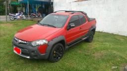 Fiat Strada cabine dupla 3 portas 2014 - 2014