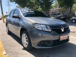 Renault Logan Expression 2019 Completo 24.000 Km Revisado Multi Mídia - 2019