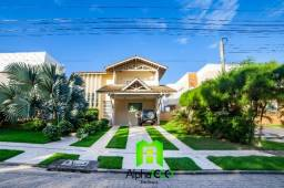 CA0119 - Linda Mansão com terreno de 525 M² no Alphaville Fortaleza